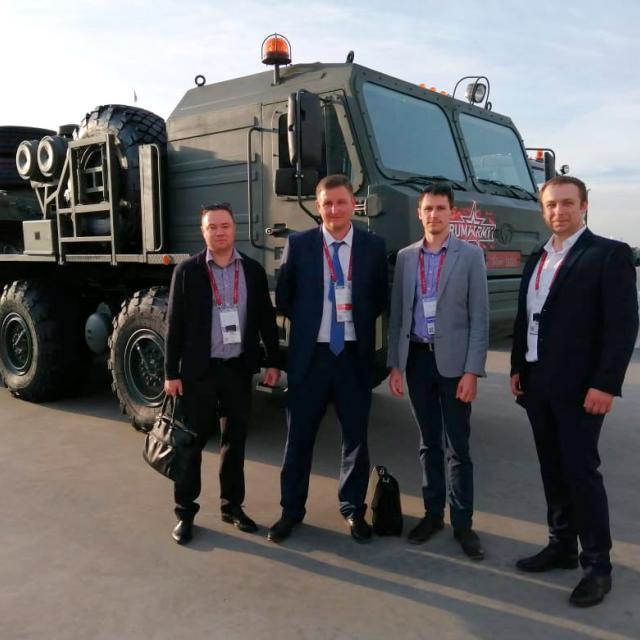 Электродвигатели малые встраиваемые. Военно-технический форум Армия 2020
