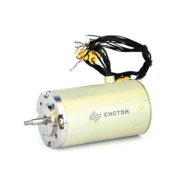 Электродвигатель бесконтактный постоянного тока ДБУ. Проектирование и разработка Россия