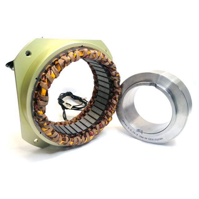 Электродвигатель бесконтактный встраиваемый. Проектирование, разработка электродвигателей