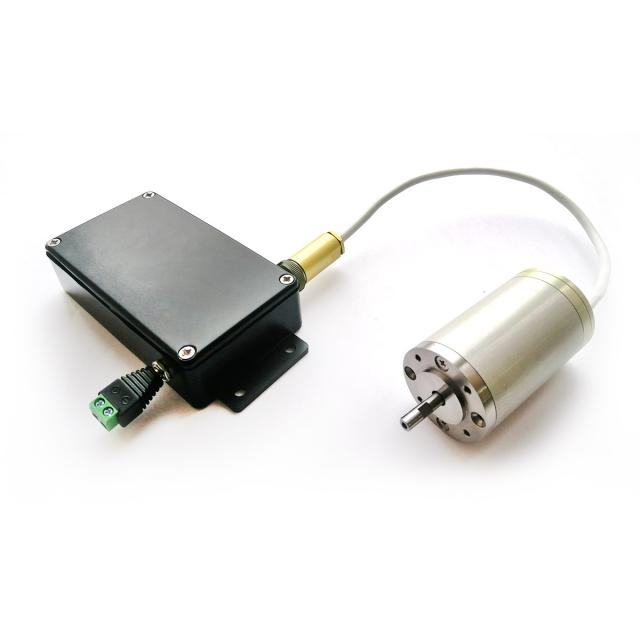 Электродвигатель бесконтактный постоянного тока с блоком управления. Проектирование, разработка электродвигателей