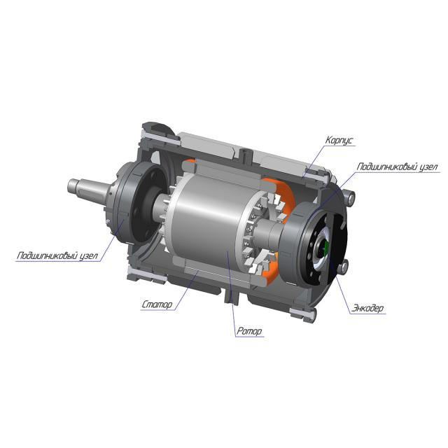 ОКР Разработка серии энергоэффективных электроприводов вентиляторов