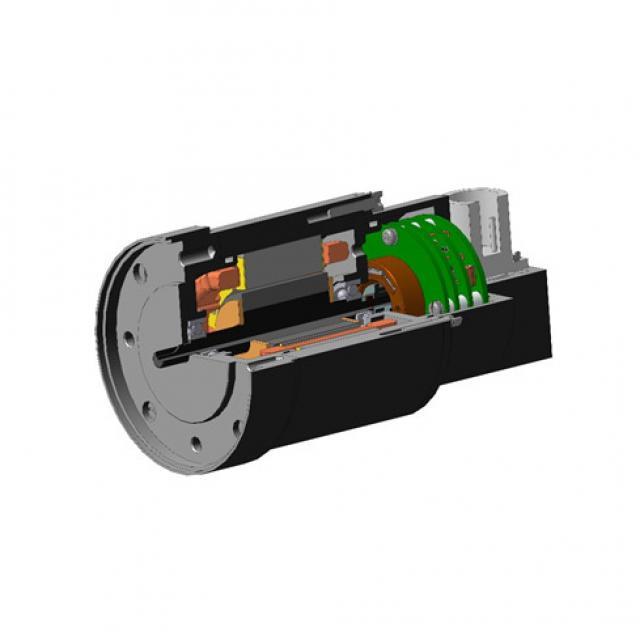 Разработан бесконтактный электродвигатель постоянного тока. Цифровой блок управления