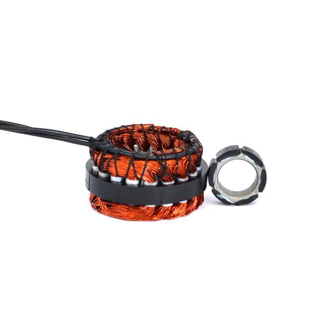 Разработка моментных бесконтактных электродвигателей встраиваемого исполнения серии ДМ